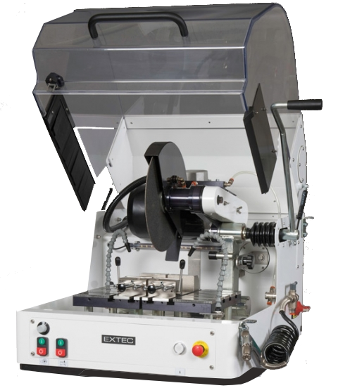 Extec Labcut® 300 Series Advanced Abrasive Cutting Machines