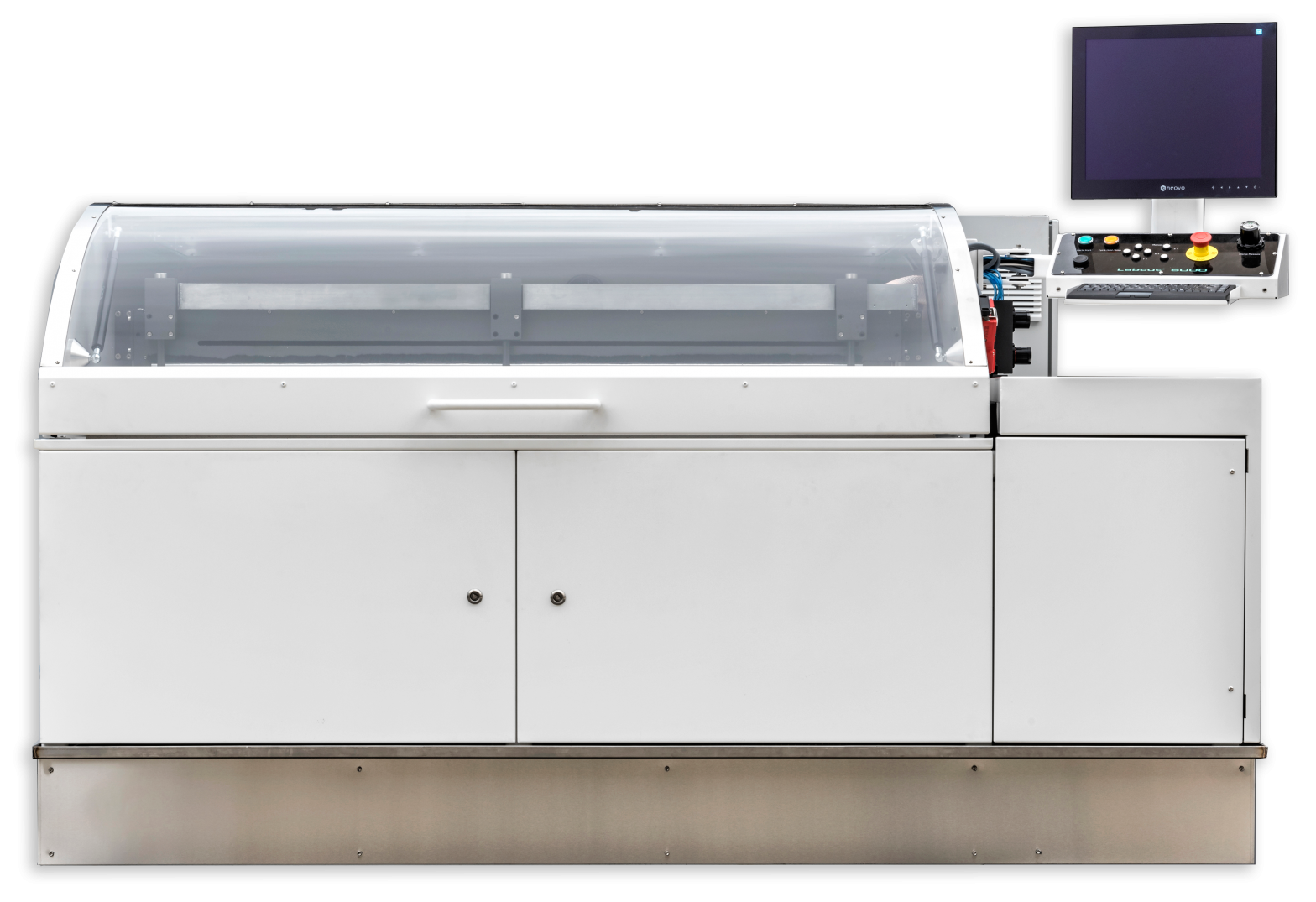 Extec Labcut® 5000 Series Advanced Precision Composite Plate Saw Series