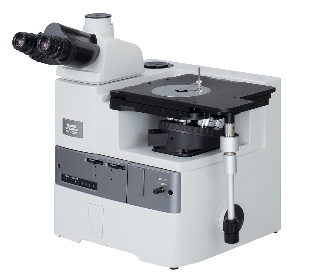 Nikon Eclipse MA200 Inverted Metallurgical Microscope